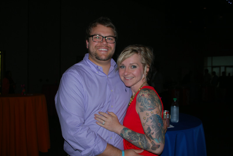 Thomas and Lauren McCarty