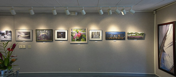 "Stitched Panorama of Photographer's Ellis St. Rose images , The Canon Photo Gallery -- October Exhibit (10/1-10/30/08) ""Wide Hawaii"" - By Ellis St.Rose   ... his web site :  http://hawaiivisions.smugmug.com/"