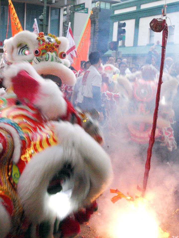 China Town 1/23/09 Photographer: Tom Garcia  ... more of his images at:  http://tomsphoto.smugmug.com/