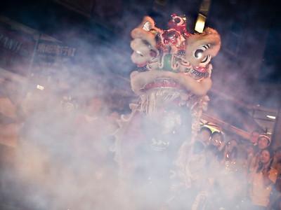 Night In Chinatown 2/1/08