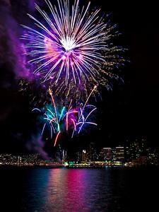 """Fireworks"" Aloha Tower   Photographer: Ross Hamamura,  www.RDHphoto.net"