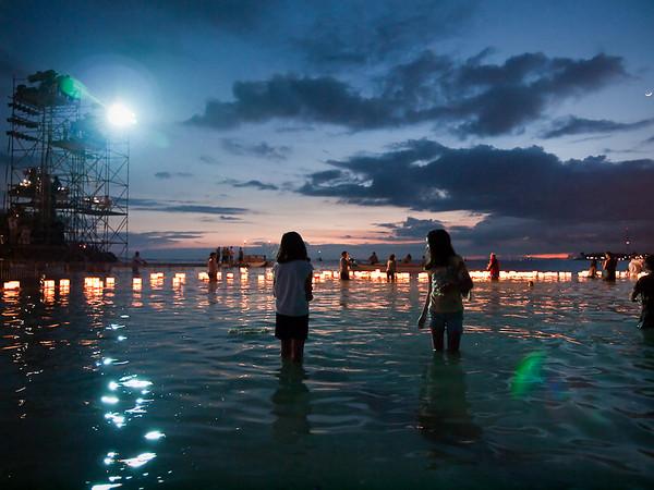 Lantern Floating Hawaii  05-25-09