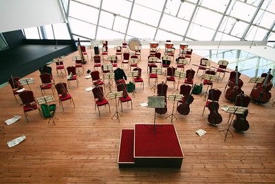 OrchestraOnWall   from trip to Shanghai EXPO,  Photographer : Fanny Li,