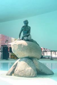 StatuteOfMermaid from trip to Shanghai EXPO,  Photographer : Fanny Li,