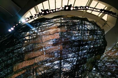 InsideSpainPavilion    China Expo,  Photographer : Fanny Li, all taken by hand held