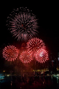 2007 Singapore New Year's Eve .... Photographed by Jack Ebey