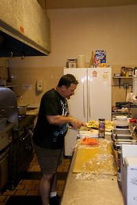 Chef Adam - CIA - Culinary Institue of America graduate