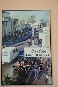 The original Bertie's Luncheonette was on Main Street.