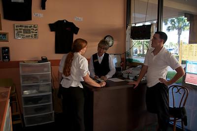 Lynn, Dylan & Debbie  Good Job!