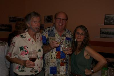 Larry, Gerald, Andrea