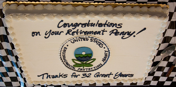 Penny Carey Retirement Party 27 July 2011