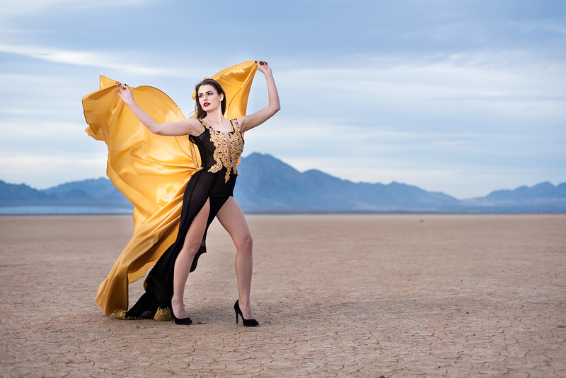 Angela So Photography - El Dorado Dry Lake Bed Feb 2019