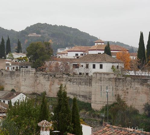 Malaga - Old Fortress