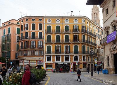 Palma de Mallorca Main Square