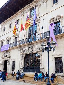 Ajuntament de Palma (Town Hall of Palma)