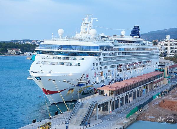 Norwegian Star in Puerto de Palma