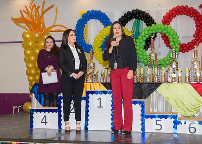 EPISD 2017 Elementary UIL Meet Dec. 16, 2017