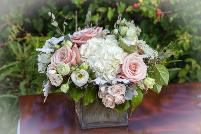 Bouquet of Flowers for a Summer Party