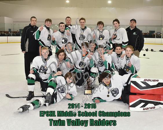 EPSHL Ice Hockey 2014 - 2015