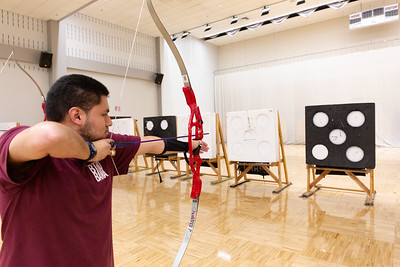 AggieACHIEVE and PEAP Archery_0044