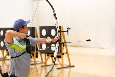 AggieACHIEVE and PEAP Archery_0009
