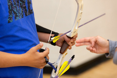 AggieACHIEVE and PEAP Archery_0025