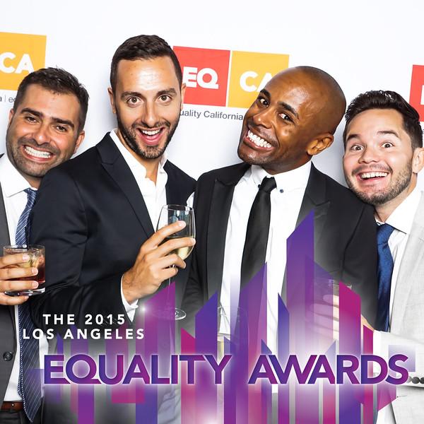 EQCA Awards Los Angeles 2015