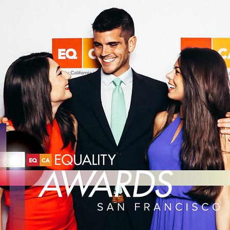 EQCA Equality Awards 2016 - San Francisco