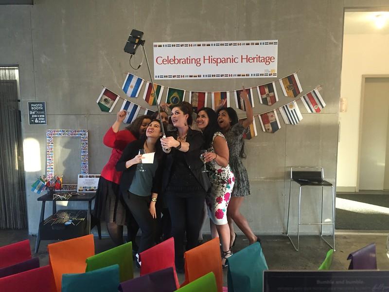 ERG: Hispanic Connections