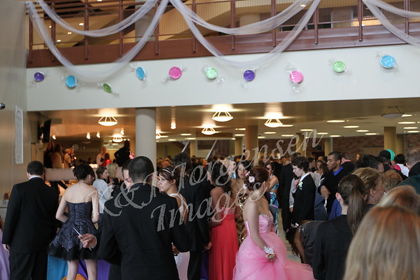 2012 ERHS Prom