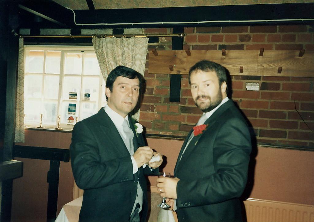 Bobs wedding