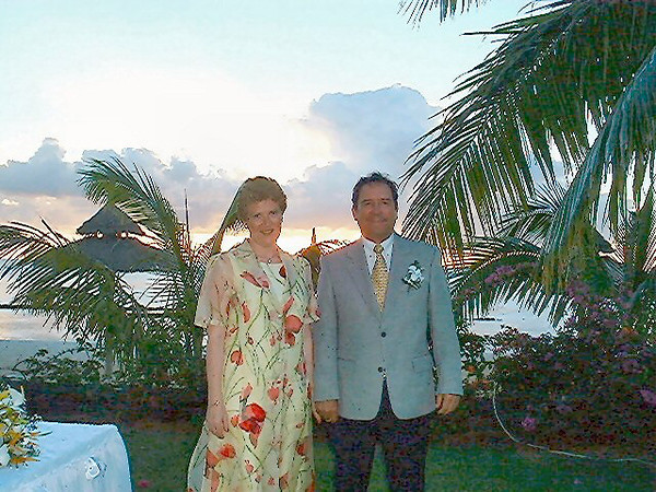 Wedding day Mauritius