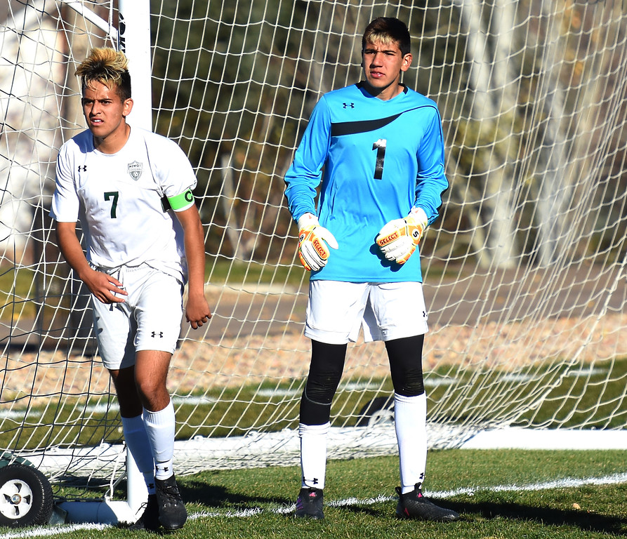 Erie at Niwot boys Soccer