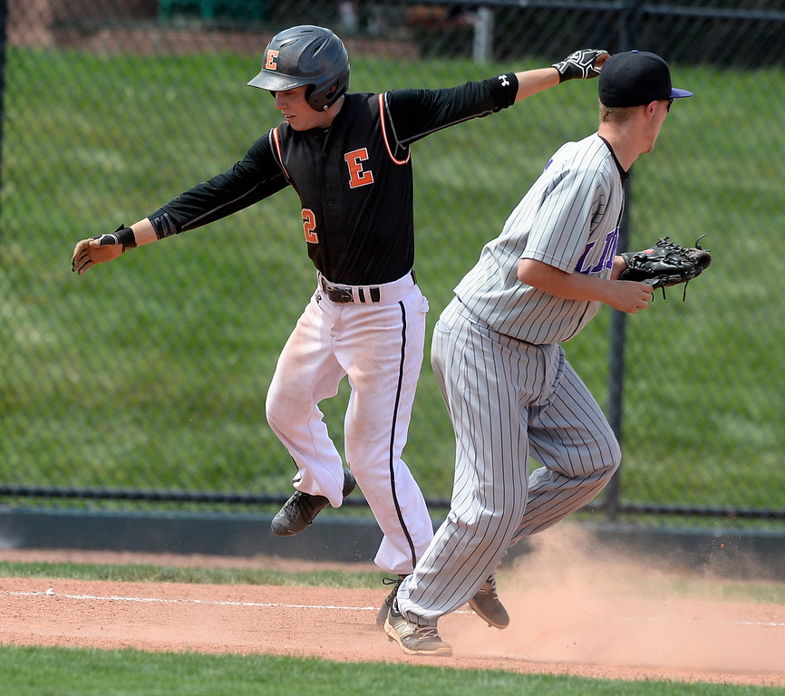 Erie High School Baseball
