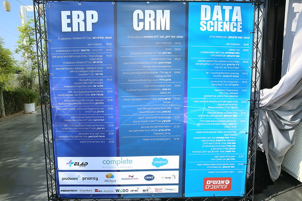 ERP & CRM & DATA SCIENCE 27.6.2018