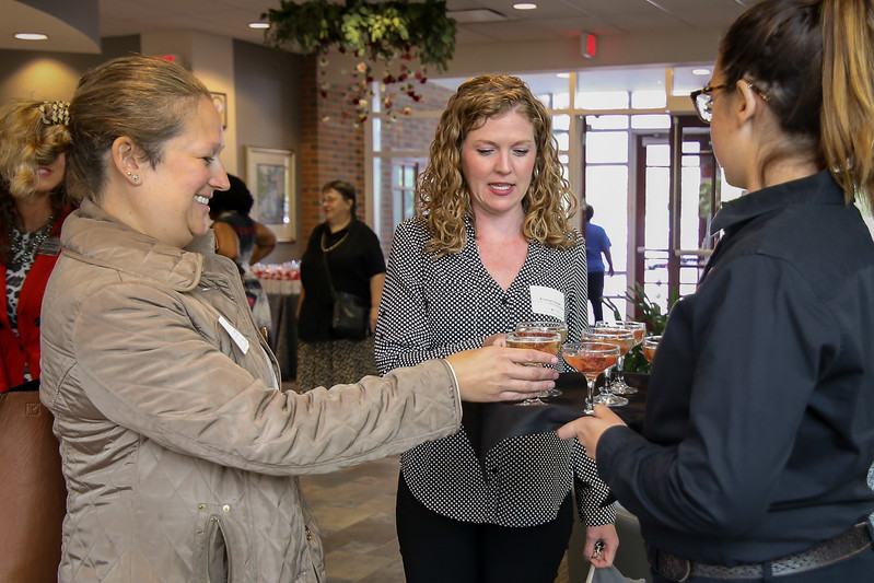 University Catering Open House