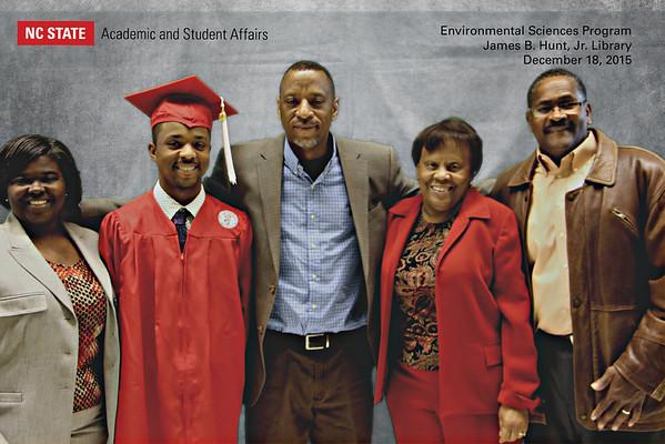 ES Fall Graduation 2015
