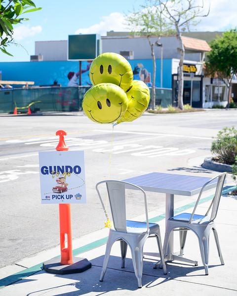 'Gundo to Go