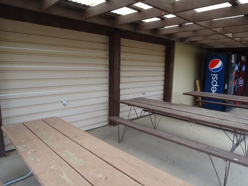 South Tent City Pavilion