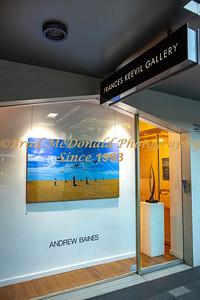 BRAD McDONALD ESCAPE OF THE BOVINES GALLERY OPEING  2018081500001