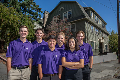 Evans Scholars Seattle UW residence dedication event speakers 9-23-2018
