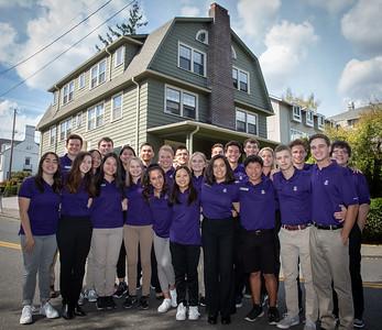 Evans Scholars Seattle UW residence dedication event speakers 9-23-2018