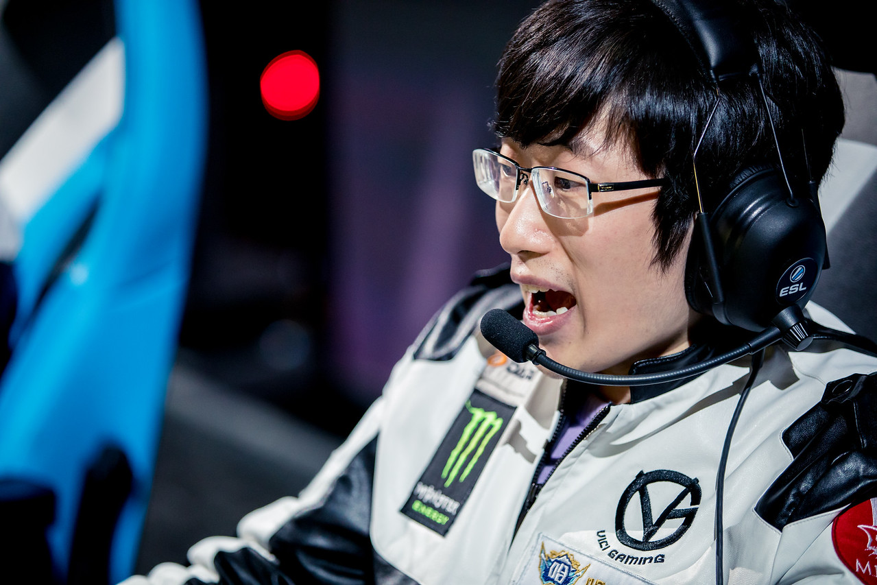 Vici Gaming's Fenrir is thrilled!