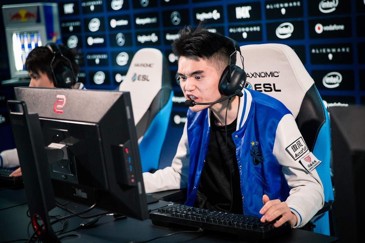 SCCC gets excited as Newbee fights their way through the groupstage of the ESL One Katowice 2018