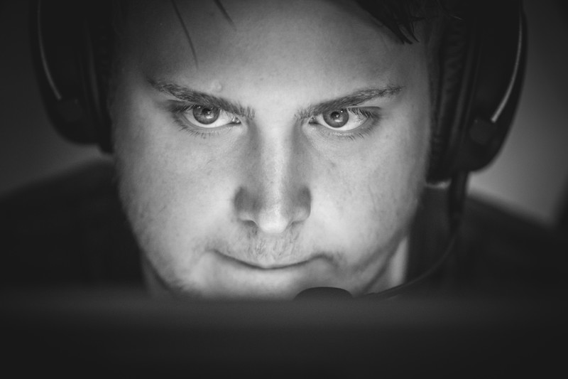 North K0nfig fully focused during the group-stage of ESL ONE Cologne 2017