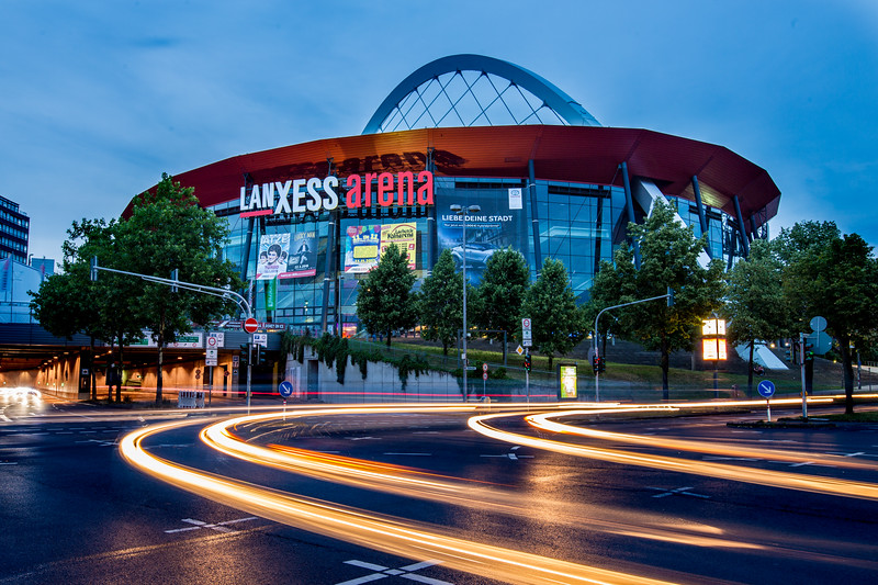 The Venue of ESL One Cologne 2017: The Lanxess Arena