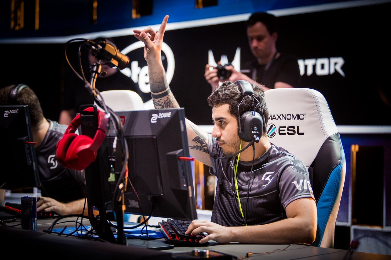 SK Coldzera appreciates the crowd's support during the finals