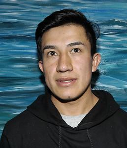 Edgar Perez - Student;