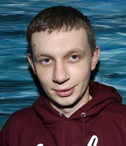 Oleksandr Chyhyenda - Student;