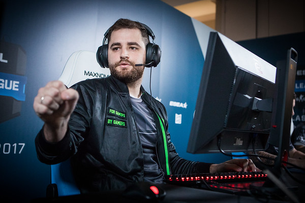 SK Gaming's Fallen at the ESL Proleague Group Stage